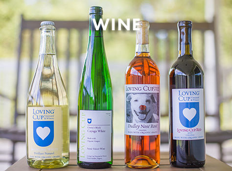 Loving Cup wines